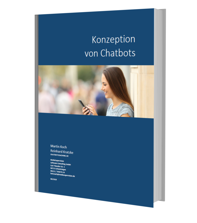 Konzeption von Chatbots - E-Book zum Download