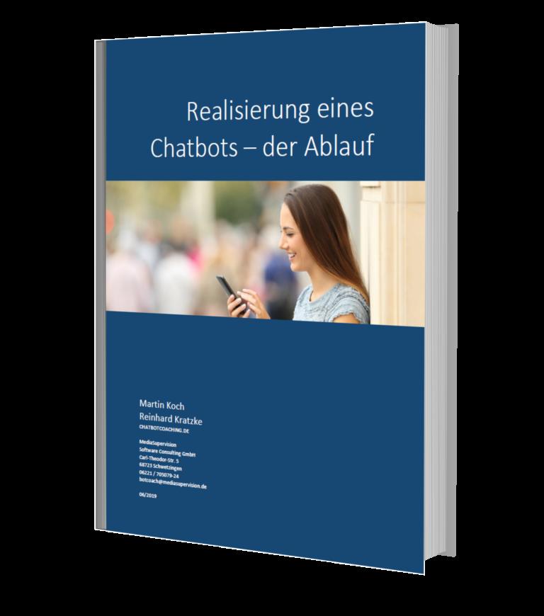 Realisierung von Chatbots - E-Book zum Download